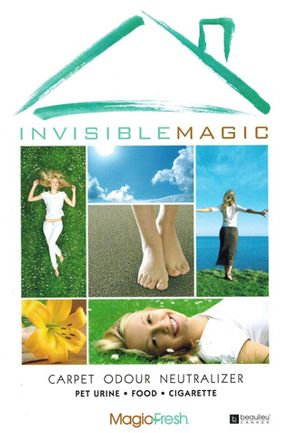 Click here to view the Invisible Magic Pamplet!